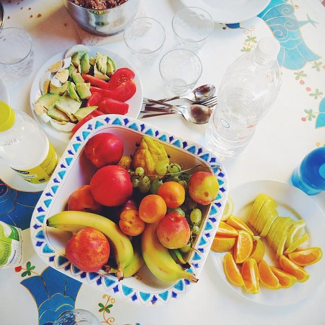 Завтраки:)) вторую неделю едим авокадо. Каждый день. Мечта.   #авокадо