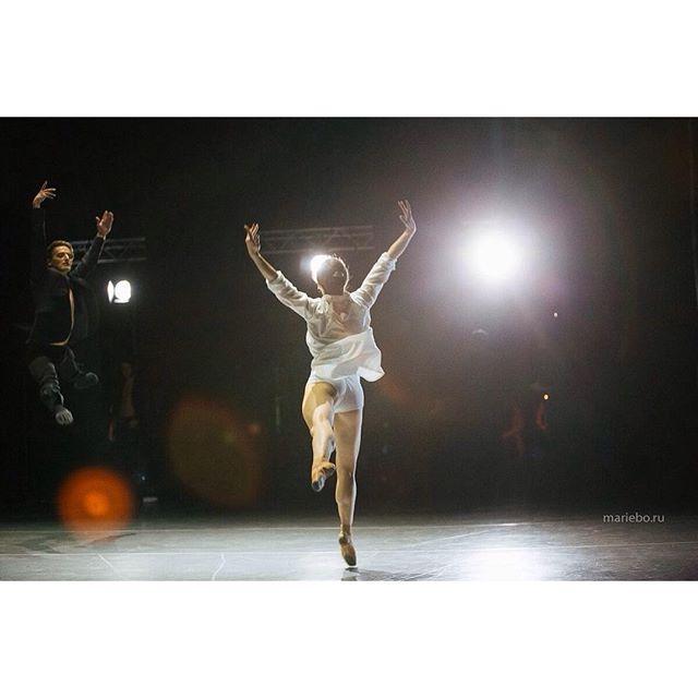 Прекрасный &;Эрос&;. @baletmoskva  #балетмосква #эросминос   #балет